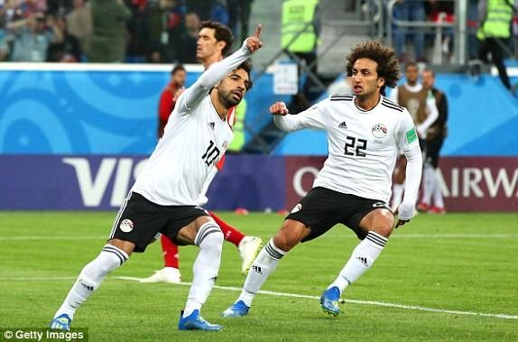 Salah ghi bàn nhờ VAR, Ai Cập vẫn thua thảm chủ nhà Nga - ảnh 6