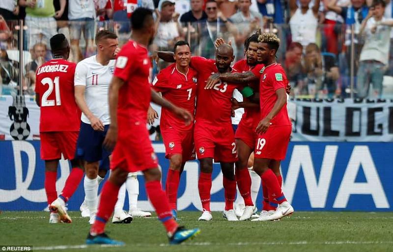 Kane lập hat-trick, Panama đi vào lịch sử, Anh thắng cực đậm - ảnh 4