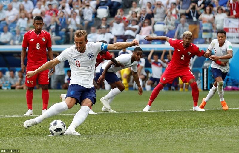 Kane lập hat-trick, Panama đi vào lịch sử, Anh thắng cực đậm - ảnh 2