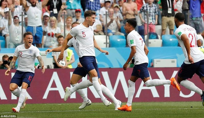 Kane lập hat-trick, Panama đi vào lịch sử, Anh thắng cực đậm - ảnh 1