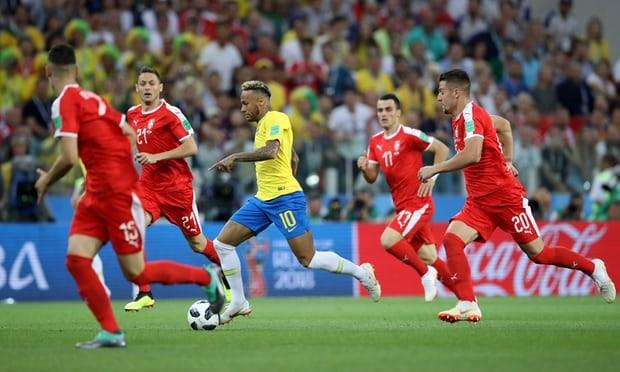 Cặp sao Barcelona tỏa sáng, Brazil vượt qua nổi ám ảnh Đức - ảnh 1