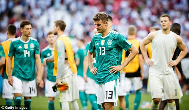 Neuer: 'Đây không phải là tuyển Đức, thật là thảm hại' - ảnh 2