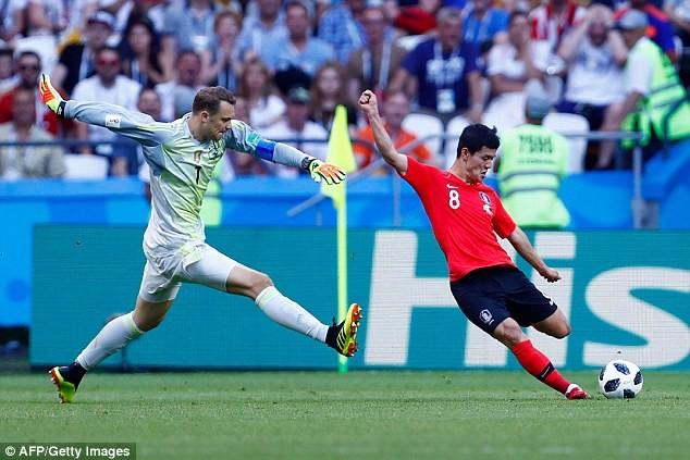 Neuer: 'Đây không phải là tuyển Đức, thật là thảm hại' - ảnh 4