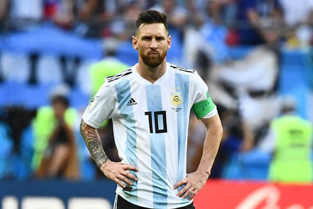 HLV Sampaoli đau đớn, Messi chia tay đội tuyển Argentina - ảnh 2