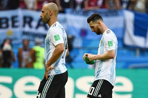 HLV Sampaoli đau đớn, Messi chia tay đội tuyển Argentina - ảnh 1