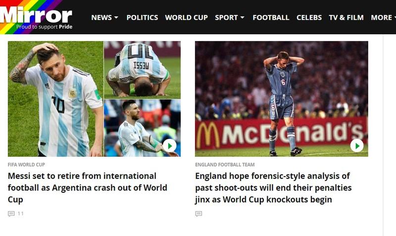 HLV Sampaoli đau đớn, Messi chia tay đội tuyển Argentina - ảnh 3