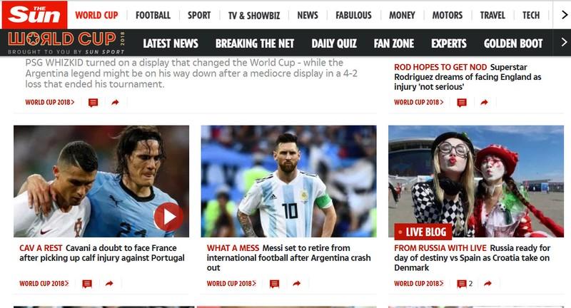 HLV Sampaoli đau đớn, Messi chia tay đội tuyển Argentina - ảnh 5