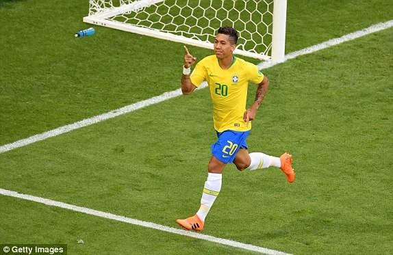 Neymar rực sáng, Brazil khiến Mexico 'ôm hận' 7 lần liên tiếp - ảnh 12