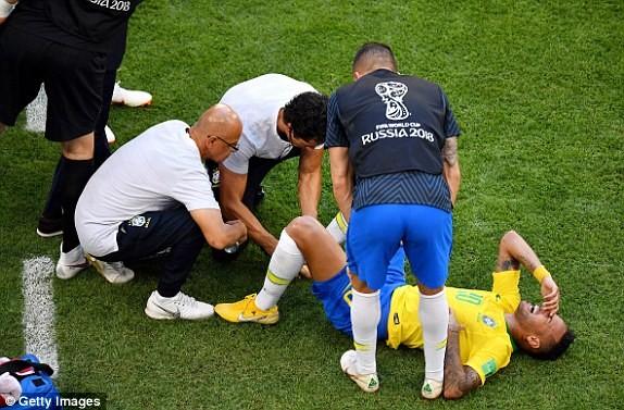 Neymar rực sáng, Brazil khiến Mexico 'ôm hận' 7 lần liên tiếp - ảnh 9