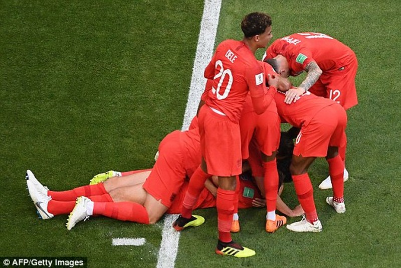 Hạ gục Thụy Điển, Anh lần đầu vào bán kết World Cup sau 28 năm - ảnh 8