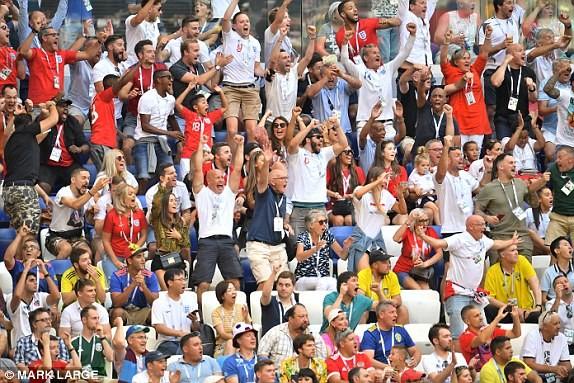 Hạ gục Thụy Điển, Anh lần đầu vào bán kết World Cup sau 28 năm - ảnh 9