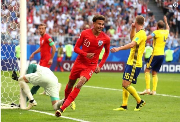 Hạ gục Thụy Điển, Anh lần đầu vào bán kết World Cup sau 28 năm - ảnh 5