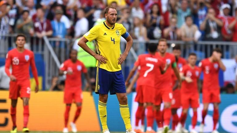 Hạ gục Thụy Điển, Anh lần đầu vào bán kết World Cup sau 28 năm - ảnh 7