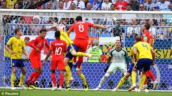 Hạ gục Thụy Điển, Anh lần đầu vào bán kết World Cup sau 28 năm - ảnh 3