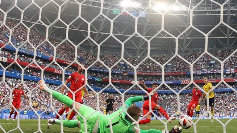 Hạ gục Thụy Điển, Anh lần đầu vào bán kết World Cup sau 28 năm - ảnh 6
