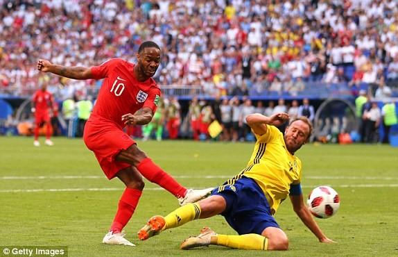 Hạ gục Thụy Điển, Anh lần đầu vào bán kết World Cup sau 28 năm - ảnh 2