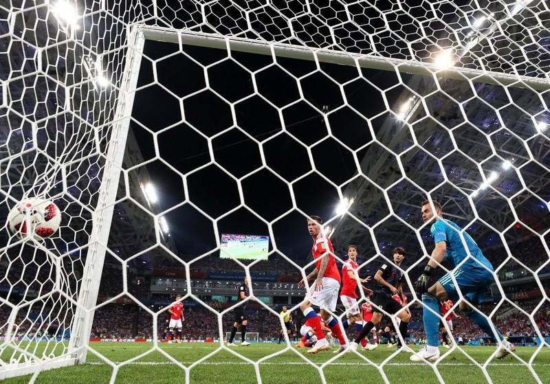 'Đấu súng' nghẹt thở, Croatia loại chủ nhà Nga khỏi World Cup - ảnh 11