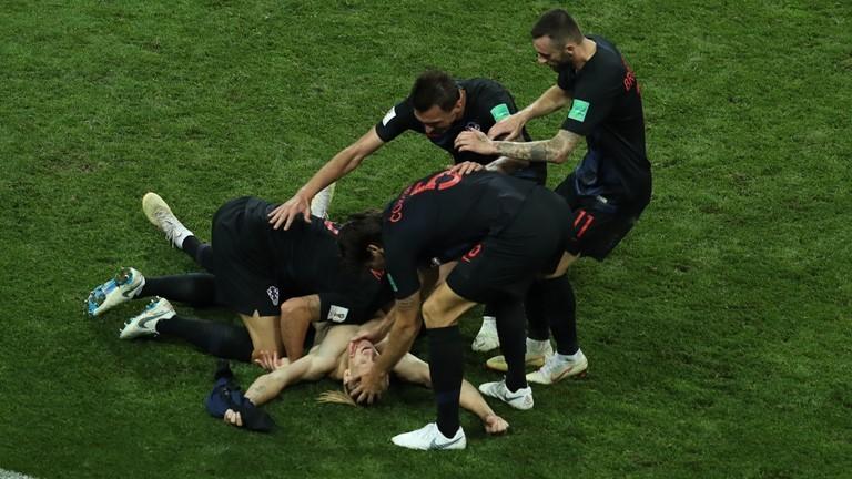 'Đấu súng' nghẹt thở, Croatia loại chủ nhà Nga khỏi World Cup - ảnh 14