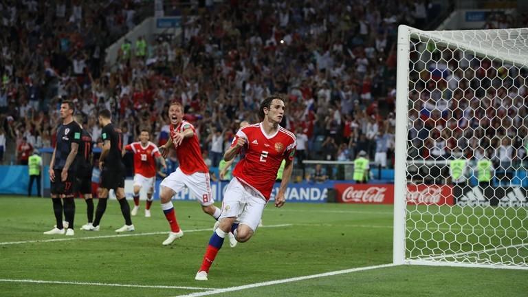 'Đấu súng' nghẹt thở, Croatia loại chủ nhà Nga khỏi World Cup - ảnh 16
