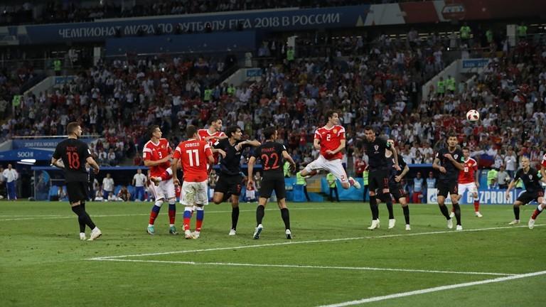 'Đấu súng' nghẹt thở, Croatia loại chủ nhà Nga khỏi World Cup - ảnh 15