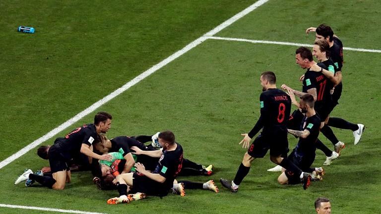 'Đấu súng' nghẹt thở, Croatia loại chủ nhà Nga khỏi World Cup - ảnh 17