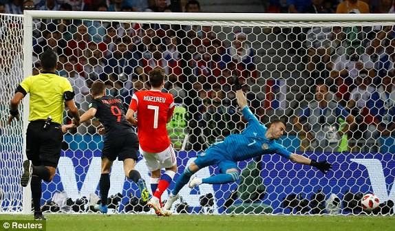 'Đấu súng' nghẹt thở, Croatia loại chủ nhà Nga khỏi World Cup - ảnh 6