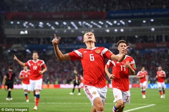 'Đấu súng' nghẹt thở, Croatia loại chủ nhà Nga khỏi World Cup - ảnh 5