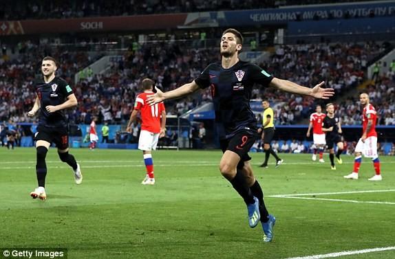 'Đấu súng' nghẹt thở, Croatia loại chủ nhà Nga khỏi World Cup - ảnh 7