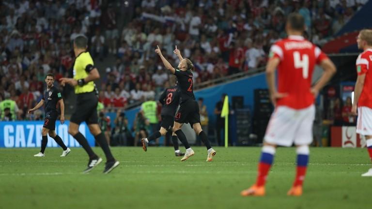 'Đấu súng' nghẹt thở, Croatia loại chủ nhà Nga khỏi World Cup - ảnh 12
