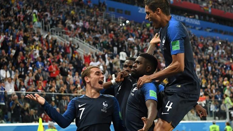 Trung vệ hóa người hùng, Pháp loại Bỉ vào chung kết World Cup - ảnh 9