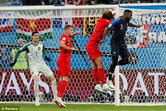 Trung vệ hóa người hùng, Pháp loại Bỉ vào chung kết World Cup - ảnh 6