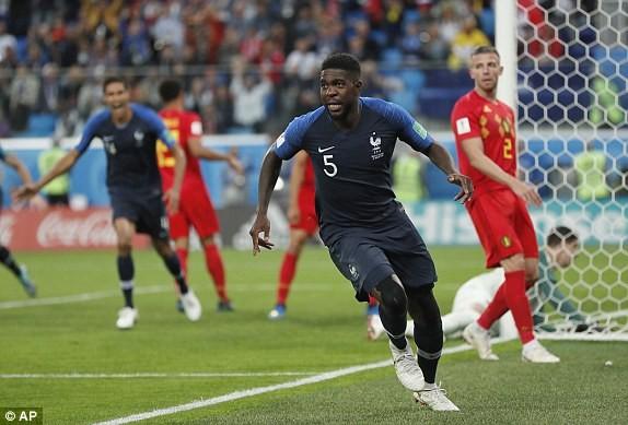 Trung vệ hóa người hùng, Pháp loại Bỉ vào chung kết World Cup - ảnh 7