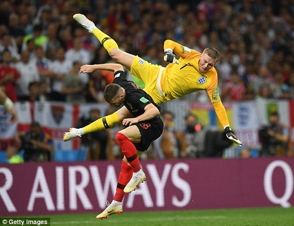 Ngược dòng ngoạn mục, Croatia hạ Anh vào chung kết World Cup - ảnh 6