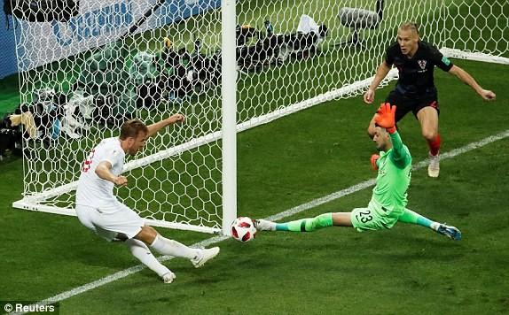 Ngược dòng ngoạn mục, Croatia hạ Anh vào chung kết World Cup - ảnh 8