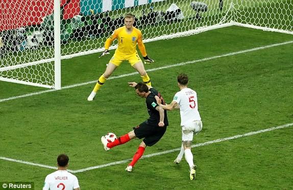 Ngược dòng ngoạn mục, Croatia hạ Anh vào chung kết World Cup - ảnh 12