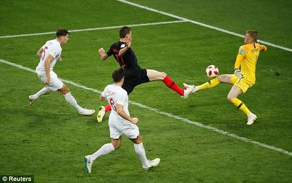 Ngược dòng ngoạn mục, Croatia hạ Anh vào chung kết World Cup - ảnh 11