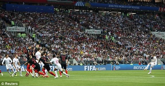 Ngược dòng ngoạn mục, Croatia hạ Anh vào chung kết World Cup - ảnh 2