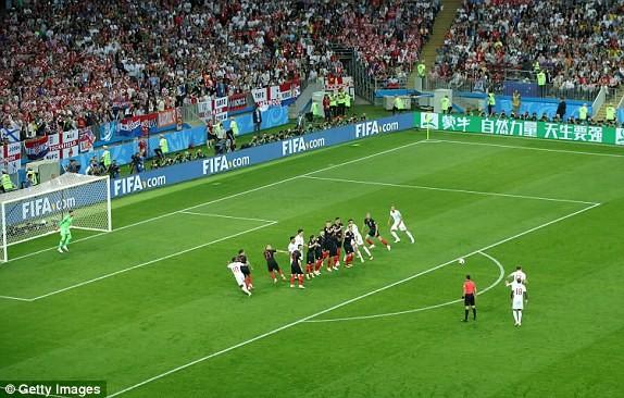 Ngược dòng ngoạn mục, Croatia hạ Anh vào chung kết World Cup - ảnh 1