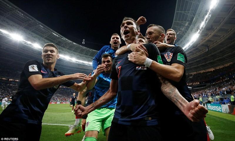 Ngược dòng ngoạn mục, Croatia hạ Anh vào chung kết World Cup - ảnh 18