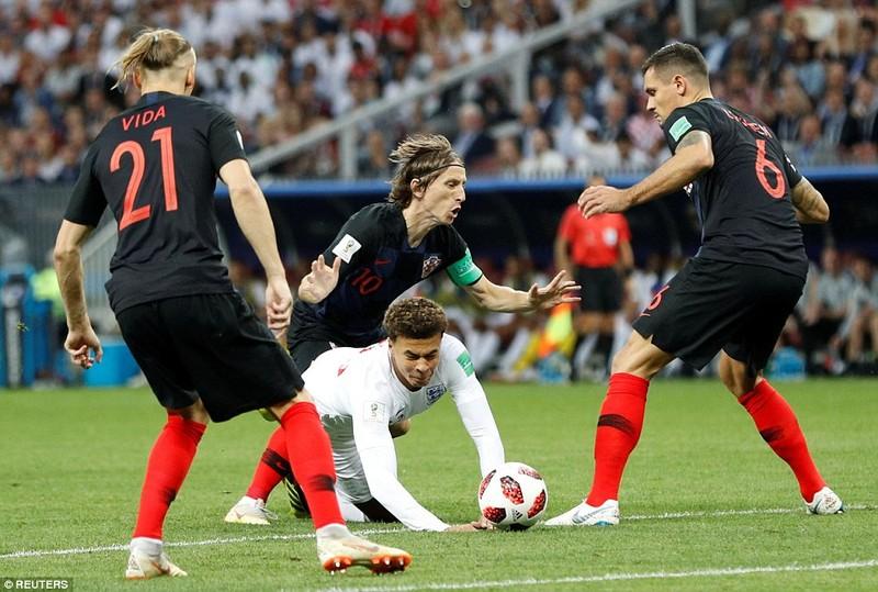Nhìn lại trận thua đau đớn khiến Anh bỏ lỡ chung kết World Cup - ảnh 3