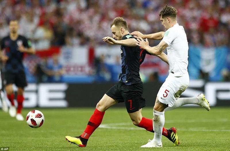 Nhìn lại trận thua đau đớn khiến Anh bỏ lỡ chung kết World Cup - ảnh 12