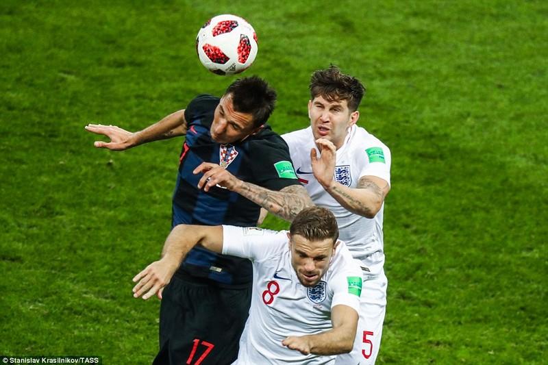 Nhìn lại trận thua đau đớn khiến Anh bỏ lỡ chung kết World Cup - ảnh 14