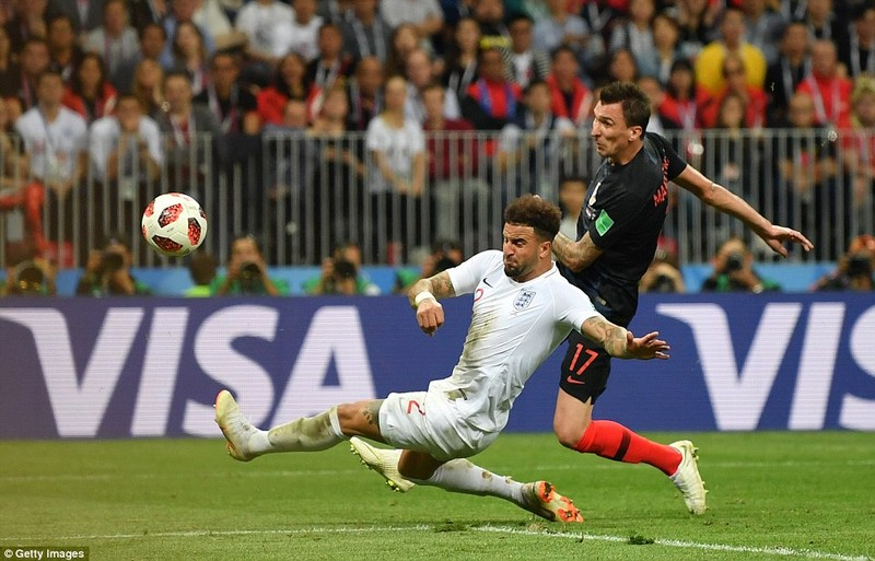 Nhìn lại trận thua đau đớn khiến Anh bỏ lỡ chung kết World Cup - ảnh 29