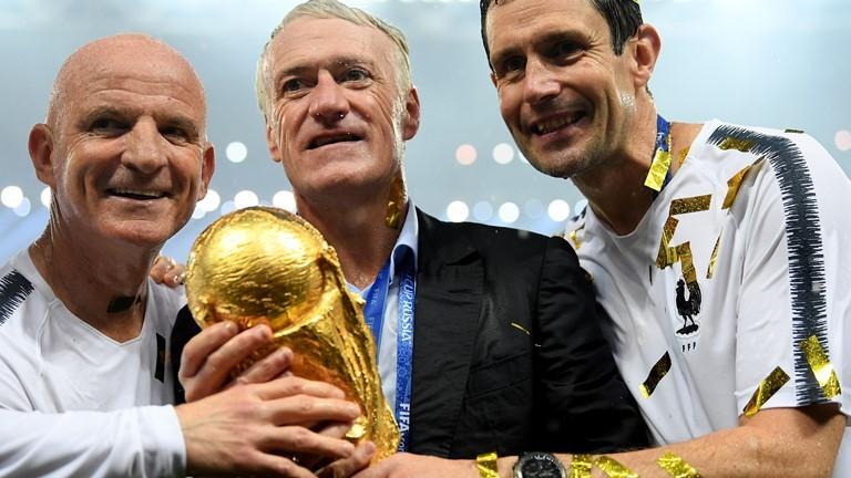 HLV Deschamps và Dalic nói gì sau chung kết World Cup 2018? - ảnh 2