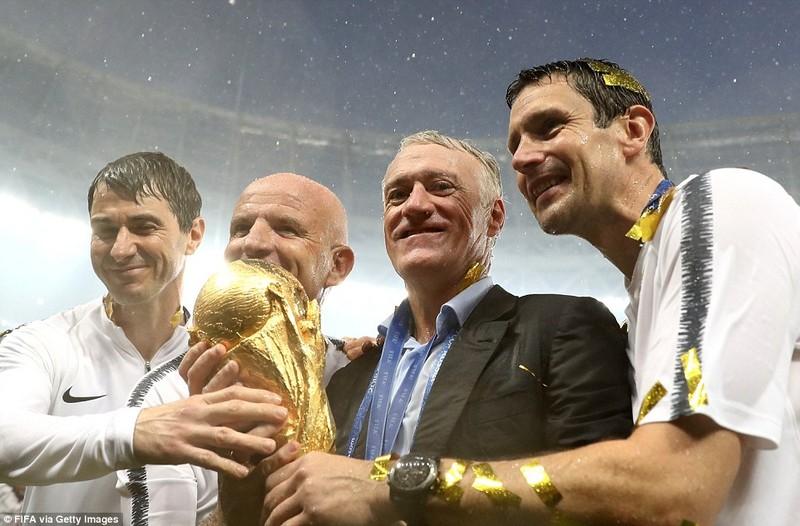 Ông Putin và chuyện hy hữu thời khắc Pháp đăng quang World Cup - ảnh 15