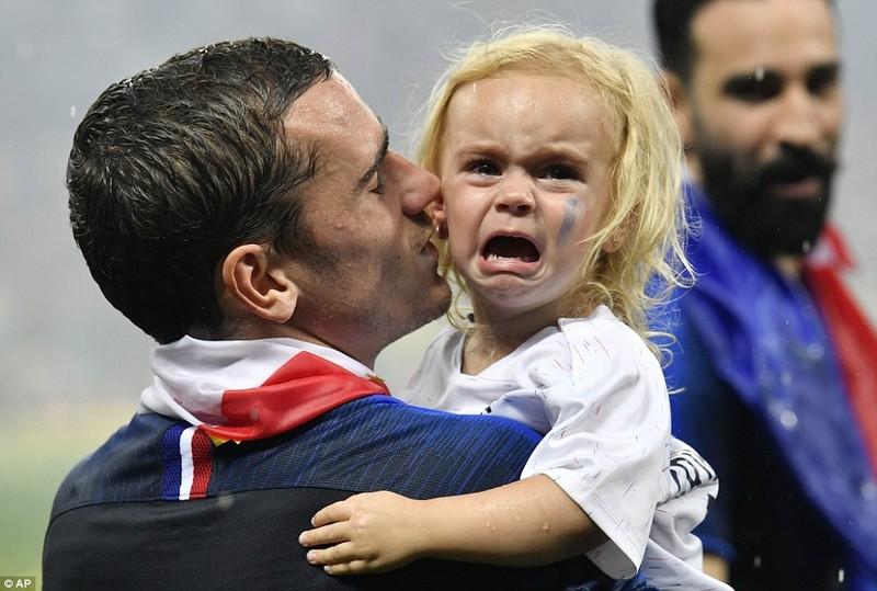 Ông Putin và chuyện hy hữu thời khắc Pháp đăng quang World Cup - ảnh 16