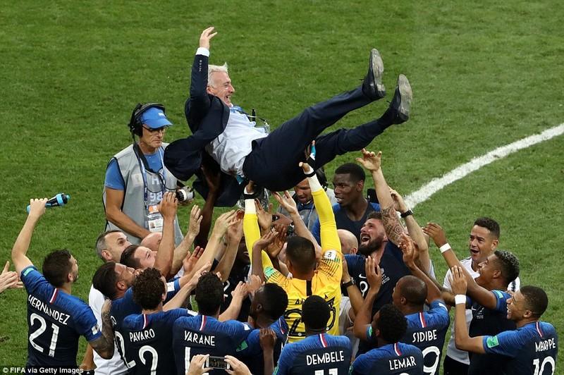 Ông Putin và chuyện hy hữu thời khắc Pháp đăng quang World Cup - ảnh 2