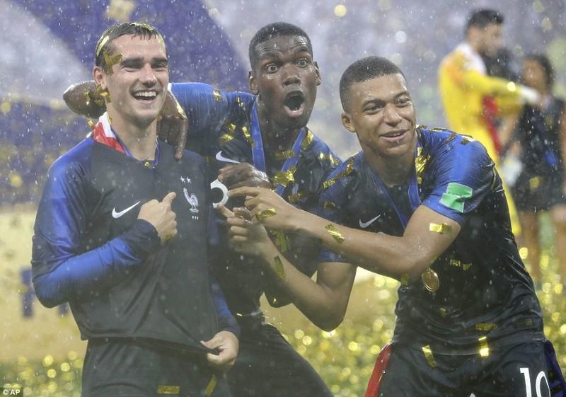 Ông Putin và chuyện hy hữu thời khắc Pháp đăng quang World Cup - ảnh 9