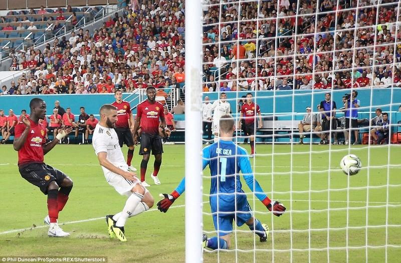 MU khiến HLV Lopetegui ra mắt không suôn sẻ ở Real Madrid - ảnh 3
