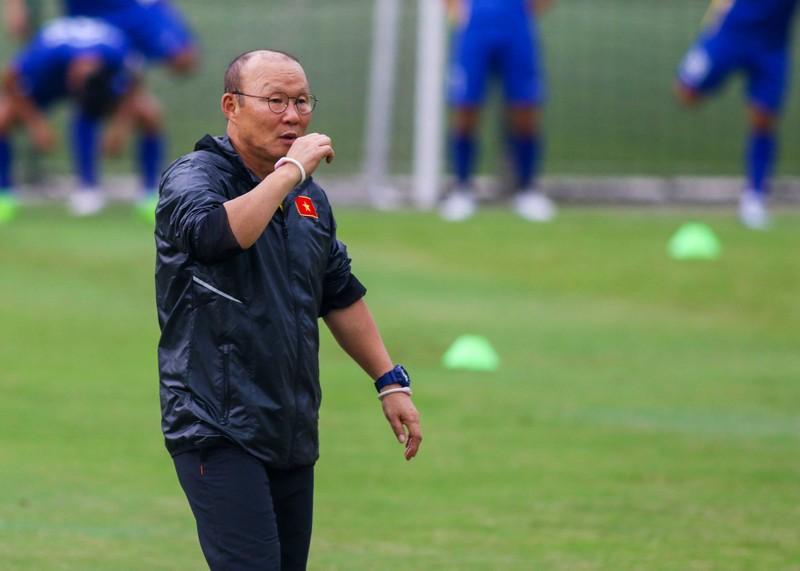 U-23 Việt Nam 'luyện công' chờ 'đấu' Oman - ảnh 10